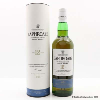 Laphroaig 12 Year Old Nordic Exclusive