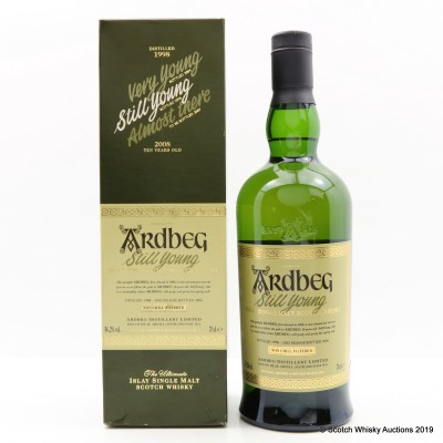 Ardbeg Still Young
