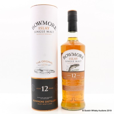 Bowmore 12 Year Old Limited Edition
