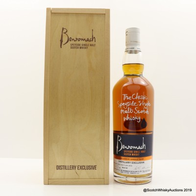 Benromach 2009 Distillery Exclusive Cask #685