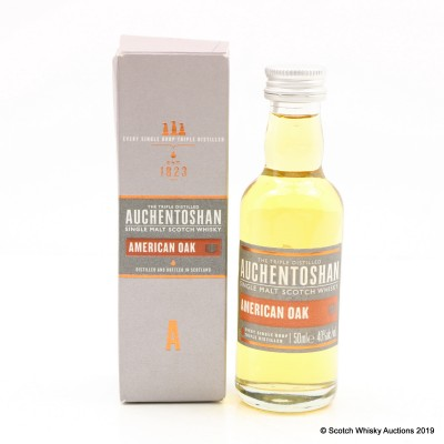 Auchentoshan American Oak Mini 5cl
