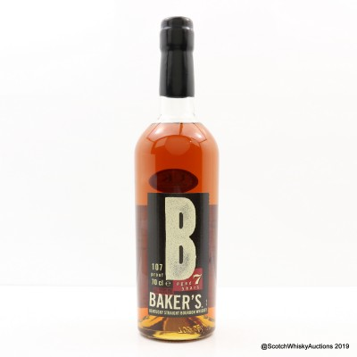 Baker's 7 Year Old 107° Proof