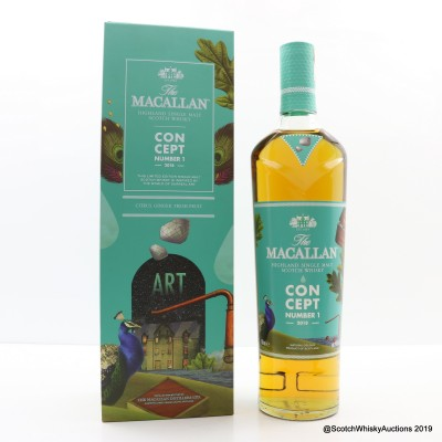 Macallan Concept Number 1