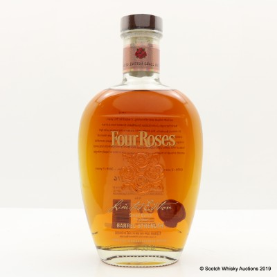 Four Roses Small Batch Barrel Strength 2014 Release