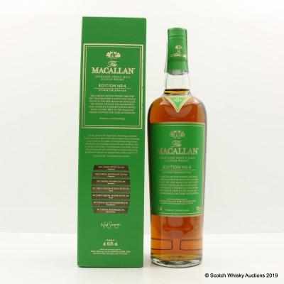 Macallan Edition No4