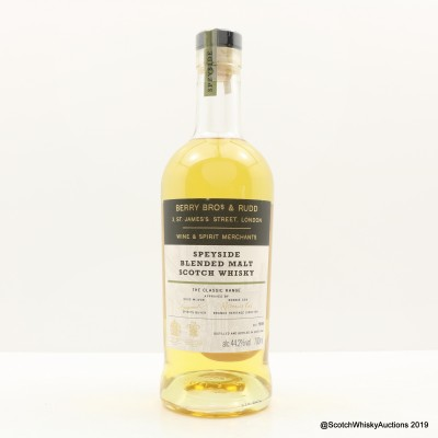 Berry Bros & Rudd Speyside Blended Malt