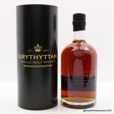 Berslagens Grythyttan Remonteur Edition Medium Peated Doublewood 50cl
