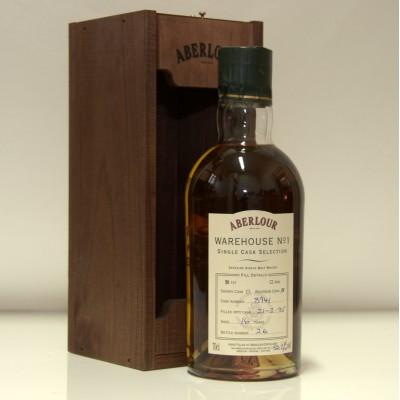 Aberlour Warehouse No 1 Single Cask Bourbon