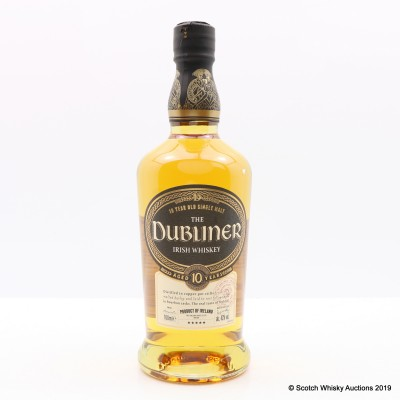 Dubliner 10 Year Old