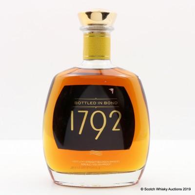 Barton 1792 Bottled In Bond 75cl