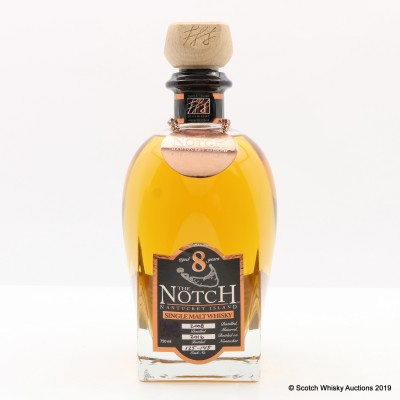 Triple Eight 2008 8 Year Old The Notch 75cl