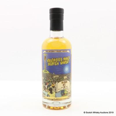 Boutique-y Whisky Co Blended Malt Batch #2 50cl