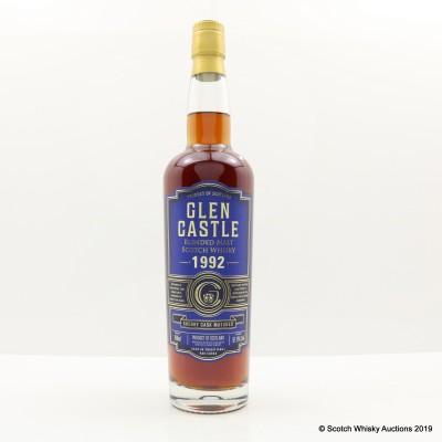 Glen Castle 1992 25 Year Old Blended Malt
