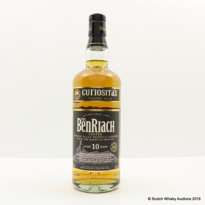 BenRiach 10 Year Old Curiositas
