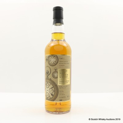 Speyside 15 Year Old Specialty Drinks Time 1 Edition