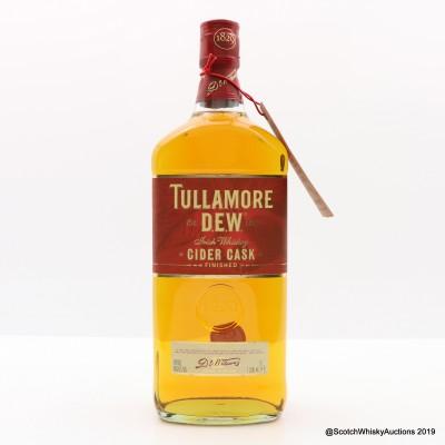 Tullamore D.E.W. Cider Cask 1L
