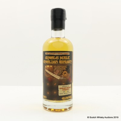 Boutique-Y Whisky Co English Whisky Co 8 Year Old Batch #1 50cl