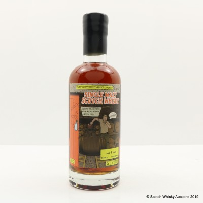 Boutique-Y Whisky Co 9 Year Old Single Malt Batch #2 50cl