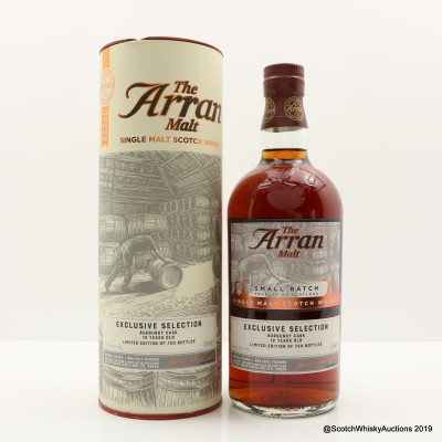 Arran 2006 12 Year Old Burgundy Cask Exclusive Selection