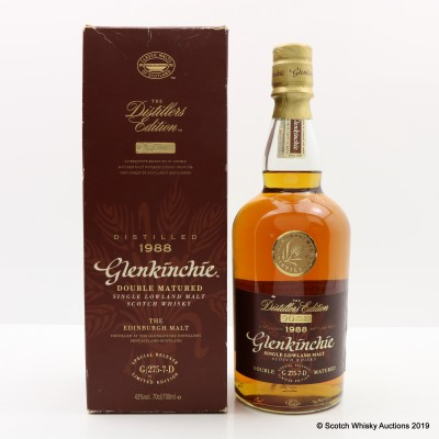 Glenkinchie 1988 Distillers Edition