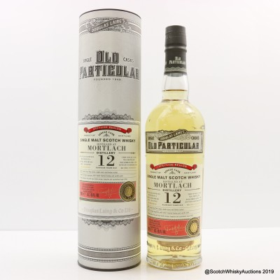 Mortlach 2006 12 Year Old Old Particular