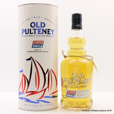 Old Pulteney Clipper 2013-14 Commemorative Bottling