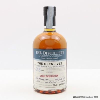 Glenlivet 1995 23 Year Old Distillery Reserve Collection 50cl