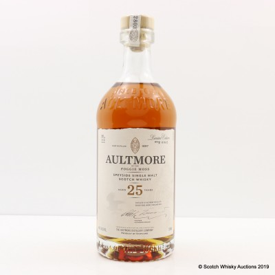 Aultmore 25 Year Old 75cl