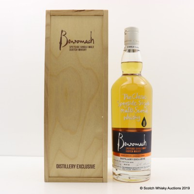 Benromach 2011 Single Cask #195 Distillery Exclusive