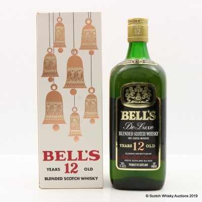 Bell's 12 Year Old 26 2/3 Fl Oz