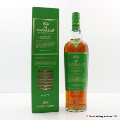 Macallan Edition No4