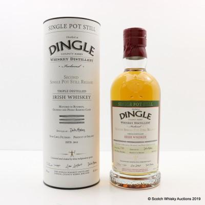 Dingle Single Pot Still Second Release