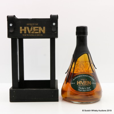 Spirit of Hven Tycho's Star 50cl