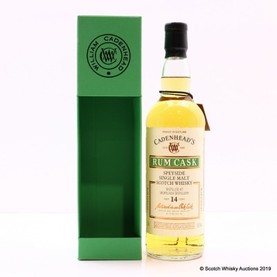 Mortlach 2003 14 Year Old Cadenhead's