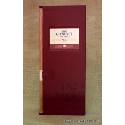 Glenlivet 21 Archive