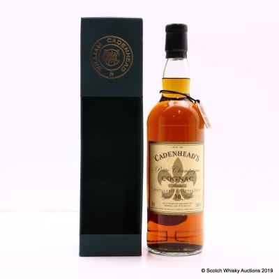 Distillerie Charpentier 30 Year Old Petite Champagne Cognac Cadenhead's
