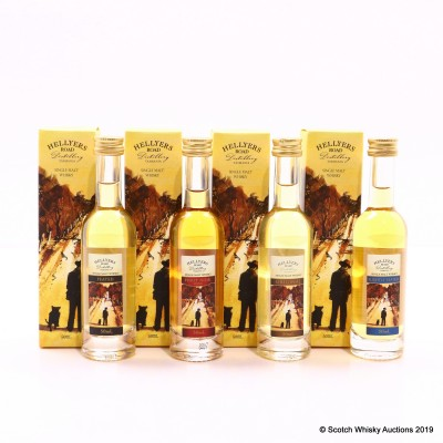 Hellyers Road Mini Selection 4 x 5cl