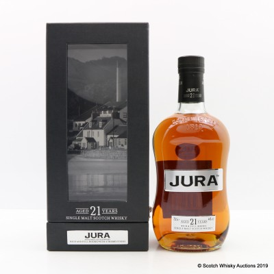 Jura 21 Year Old 200th Anniversary
