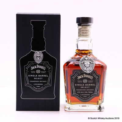 Jack Daniel's Single Barrel Select Eric Church 75cl