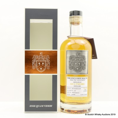 Aultmore 2006 10 Year Old Creative Whisky Company