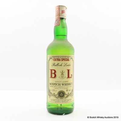 Bulloch Lades 75cl