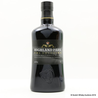 Highland Park The Dolphins Royal Navy Submarine Service Bottling
