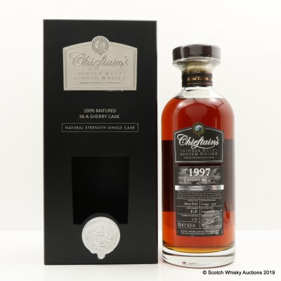 Speyside 1997 Chieftain's Limited Edition