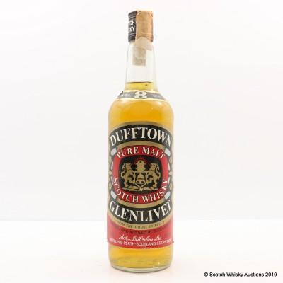 Dufftown 8 Year Old 75cl
