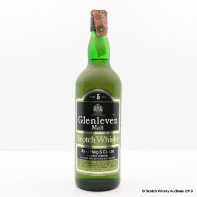 Glenleven John Haig 5 Year Old 75cl
