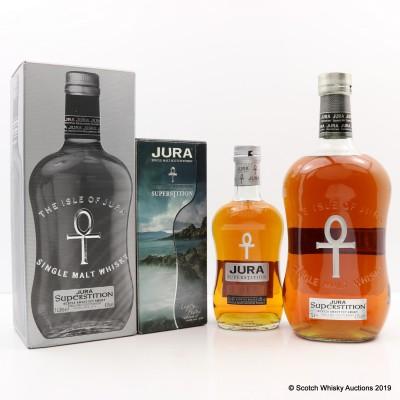 Jura Superstition 1L & 35cl