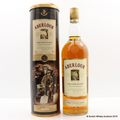 Aberlour 1990 Vintage 1L
