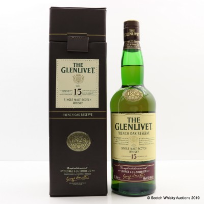 Glenlivet 15 Year Old French Oak Reserve
