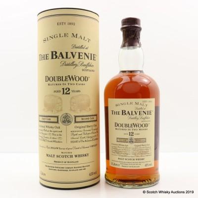 Balvenie 12 Year Old DoubleWood 1L