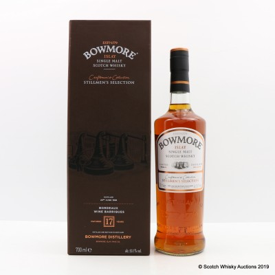 Bowmore 1998 17 Year Old Stillmen's Selection